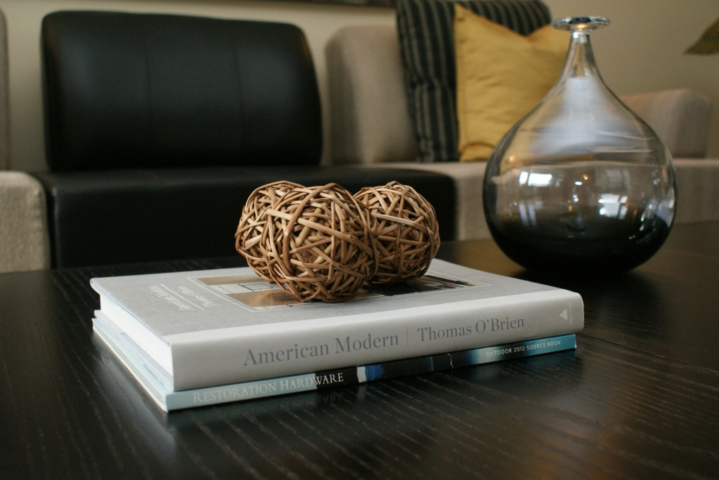 Apply My Simple And Modern Technique For Decorating Your Coffee Table